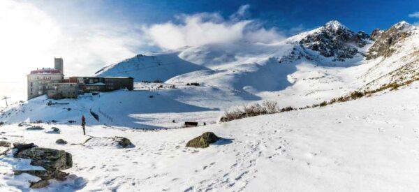 Tipy na top lyžařské areály na Slovensku