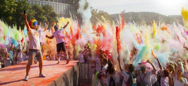 Spoke Rainbow Run 2018