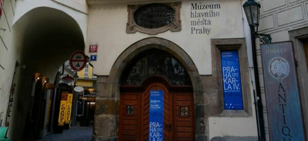 Historická Praha Karla IV.
