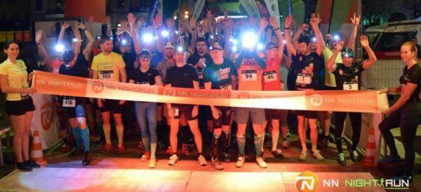 Night run, běhej pro dobrou věc