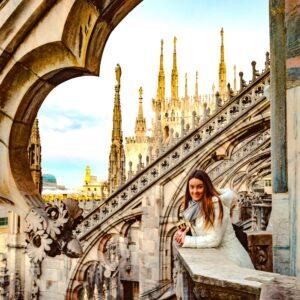 Katedrála Narození Panny Marie Milán