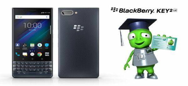 BlackBerry se vrací v novém stylu