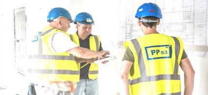 I stavbyvedoucí musí někde začít, proč ne v PP 53!