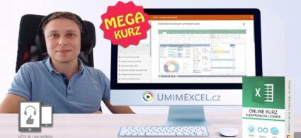 Online kurzy Microsoft Office – naučte se Excel z videí