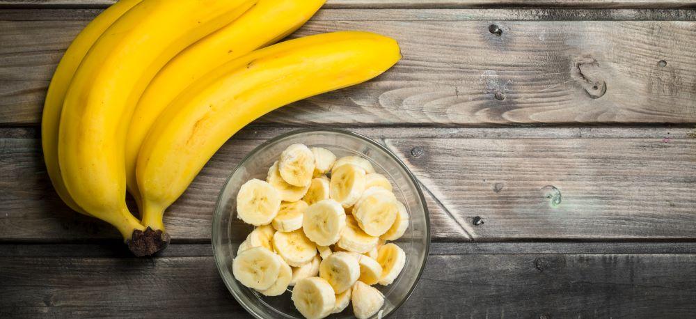 Banánová maska na vlasy