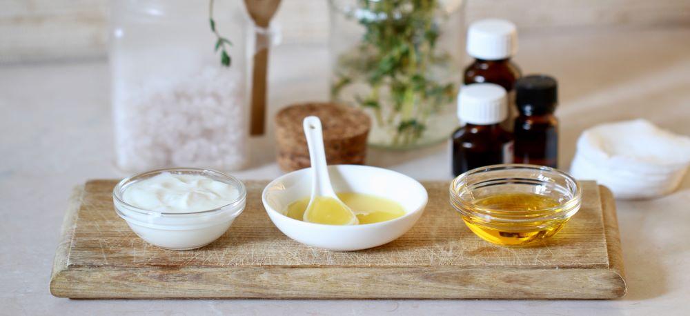 Vyživující pleťová maska z domácích ingrediencí