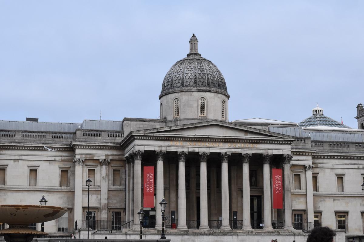 Londýnská Národní galerie
