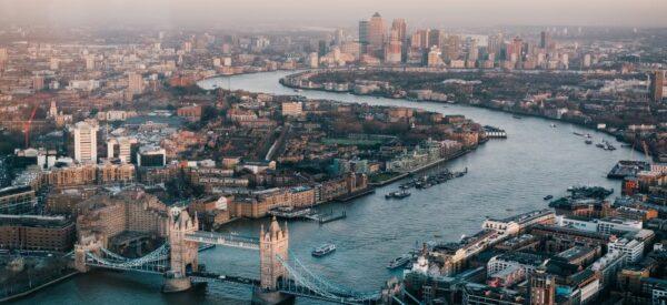 Jak strávit den v Londýně - City of London