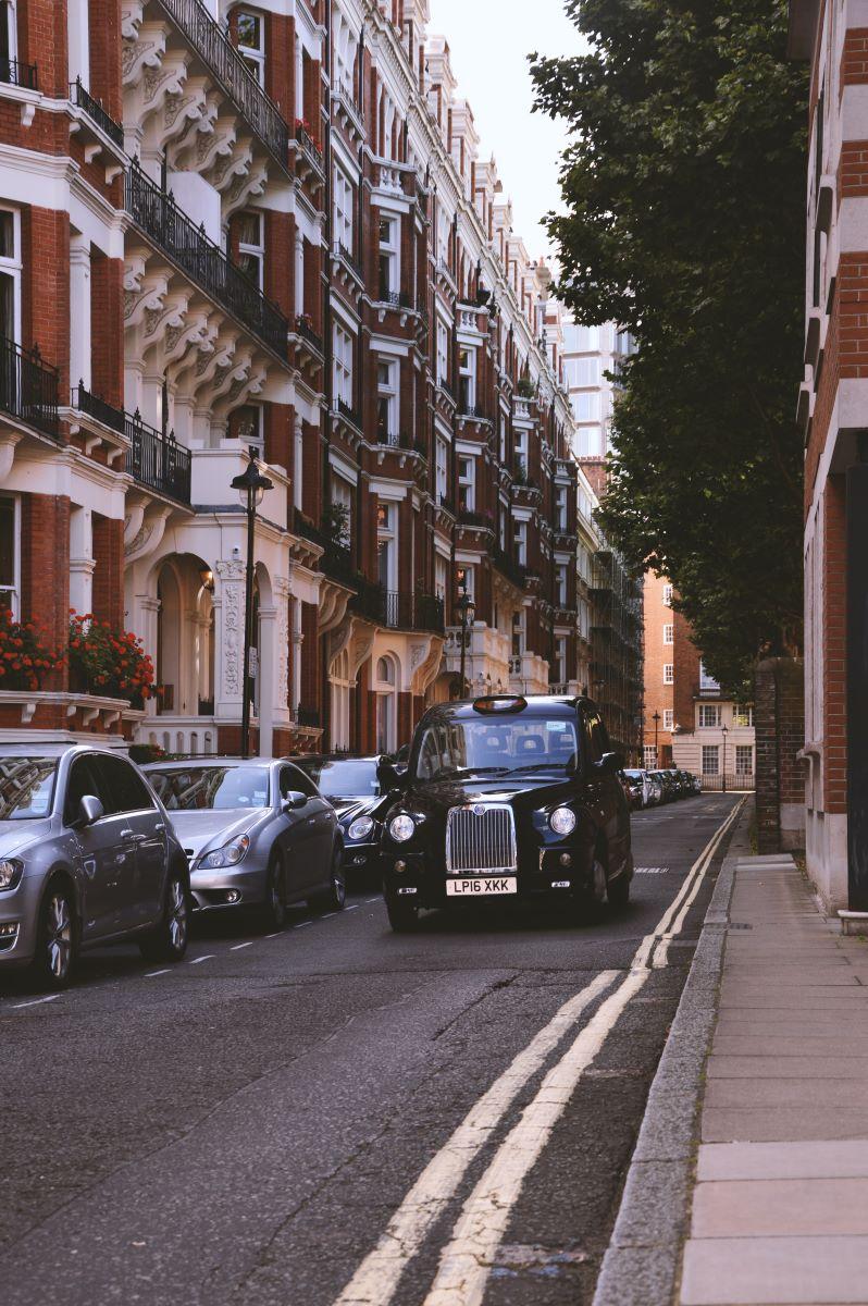 Ulice v Londýně