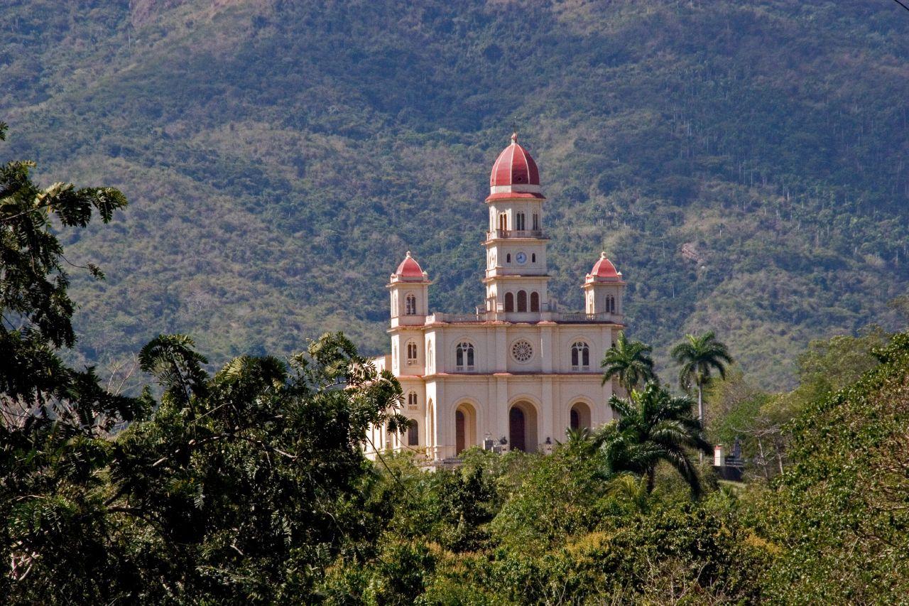 Bazilika El Cobre