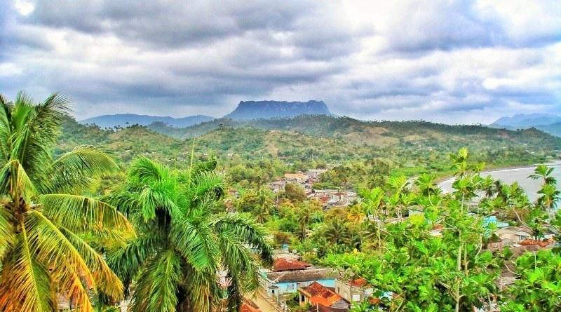 Stolová hora v Baracoa
