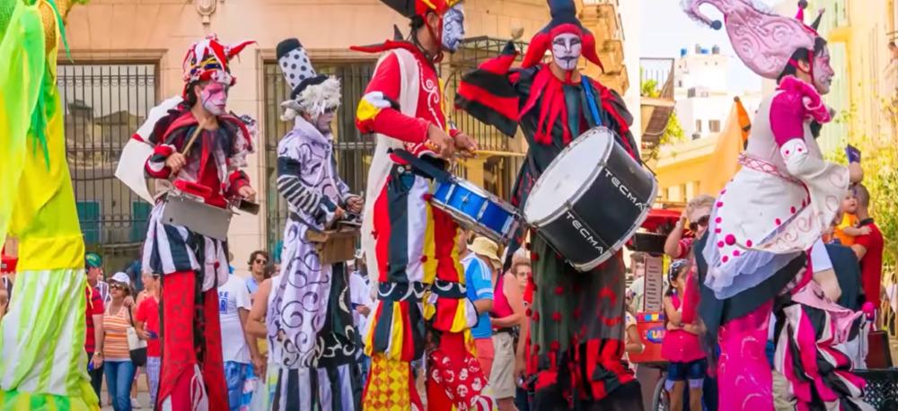 Karneval na Kubě