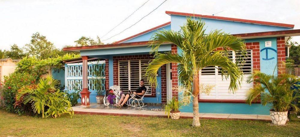 Ubytování na Kubě - Casa particulare