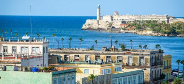 Jak procestovat levně Kubu - Havana