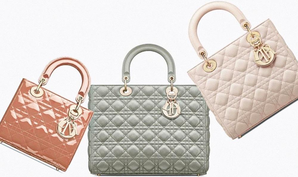 Lady Dior kabelka