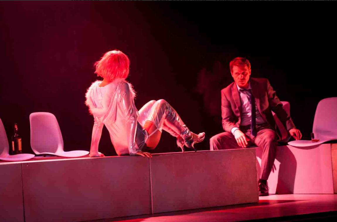 Na dotek - Divadlo na Maninách