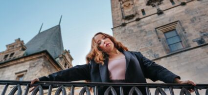 Alena Doláková o herectví, vnitřním hlase i úzkostech na Instagramu