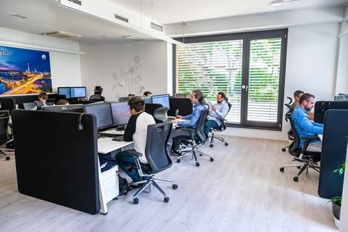 pracovní místa v ISIC
