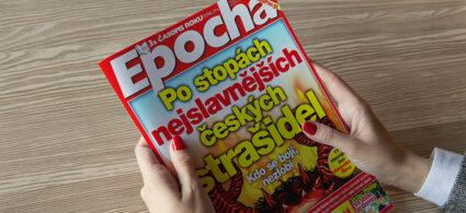 Studenty milovaná Velká letní soutěž časopisu Epocha je opět tu