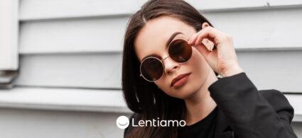 4 trendy ve slunečních brýlích pro léto 2021