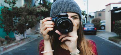 Tipy na focení lifestyle portrétů a foto vybavení