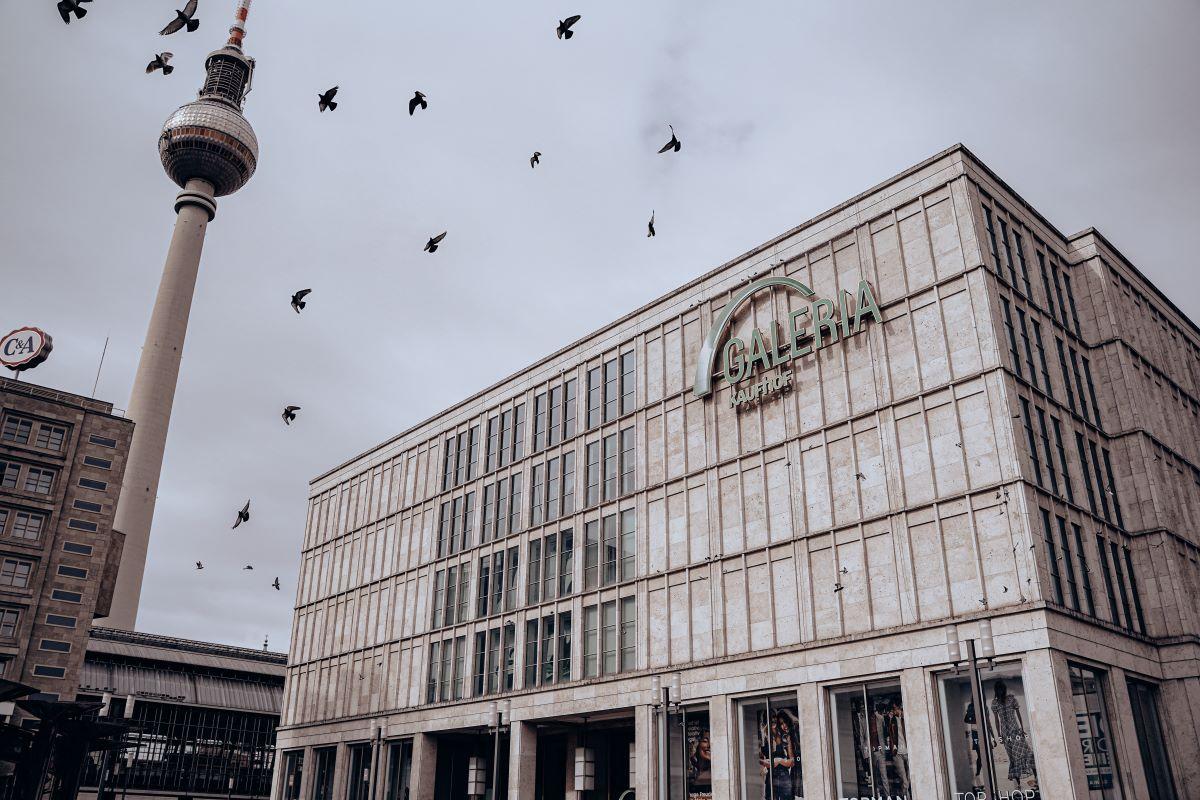 Galeria Kaufhof Berlin