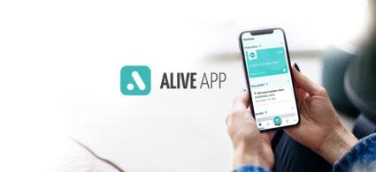 ISIC v mobilu s aplikací ALIVE APP