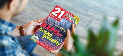 Magazín 21.století skládá poctu udržitelnosti