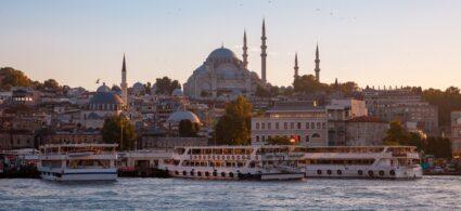 Jak si užít pár dnů v Istanbulu