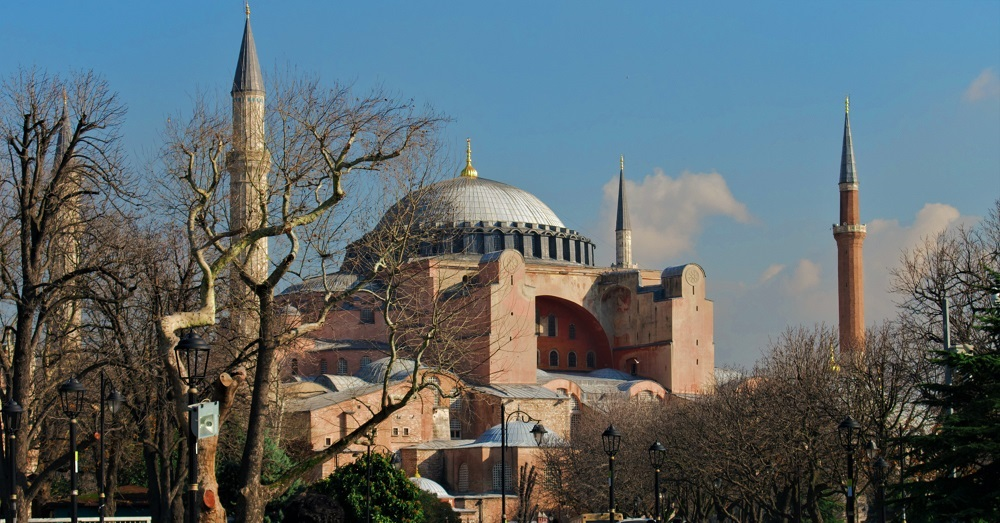 Mešita Hagia Sotia