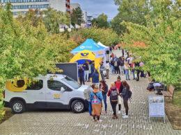 Česká pošta ISIC TOUR 2021 má za sebou první týden